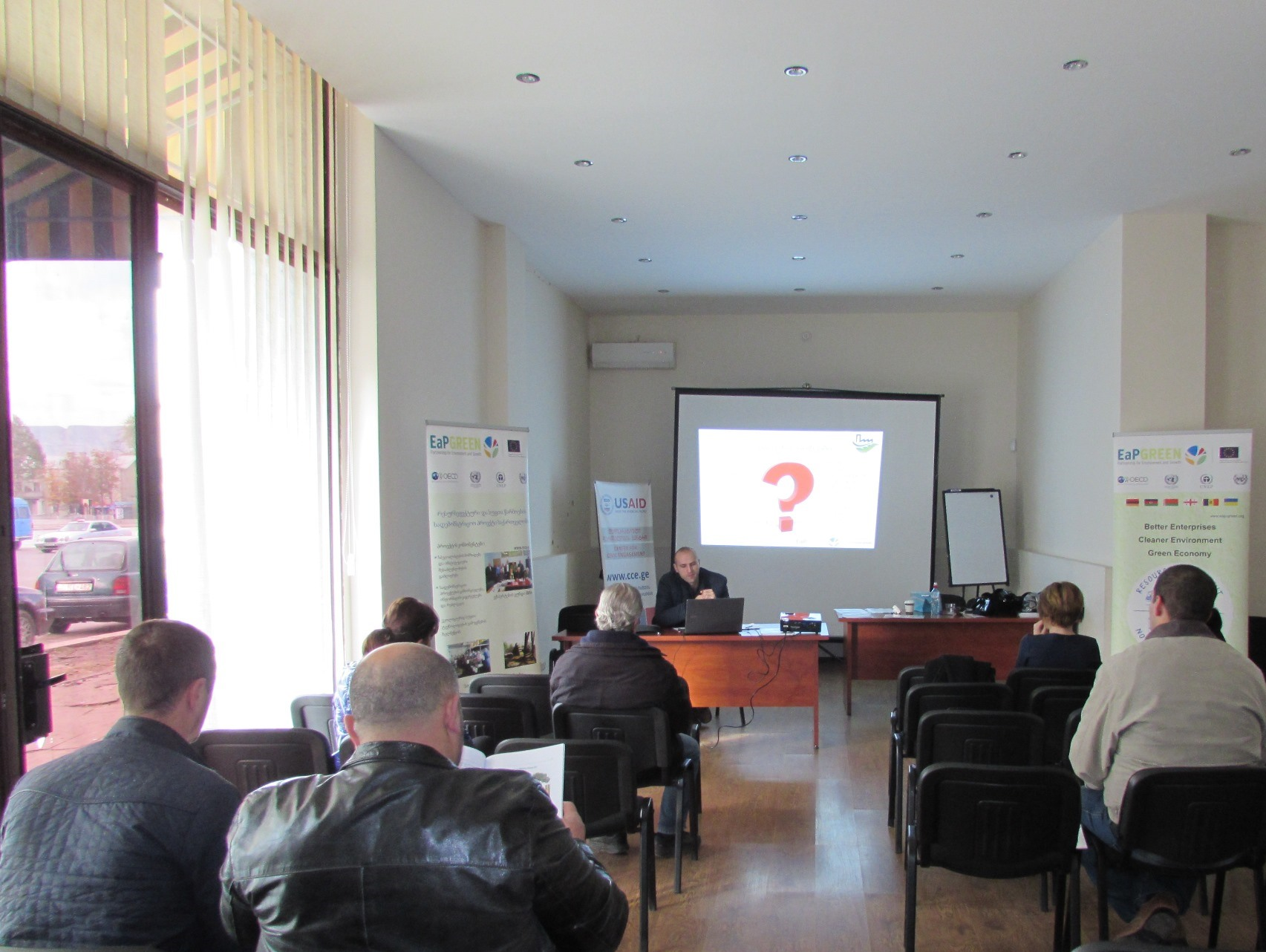 Rustavi RECP Clubs Third meeting
